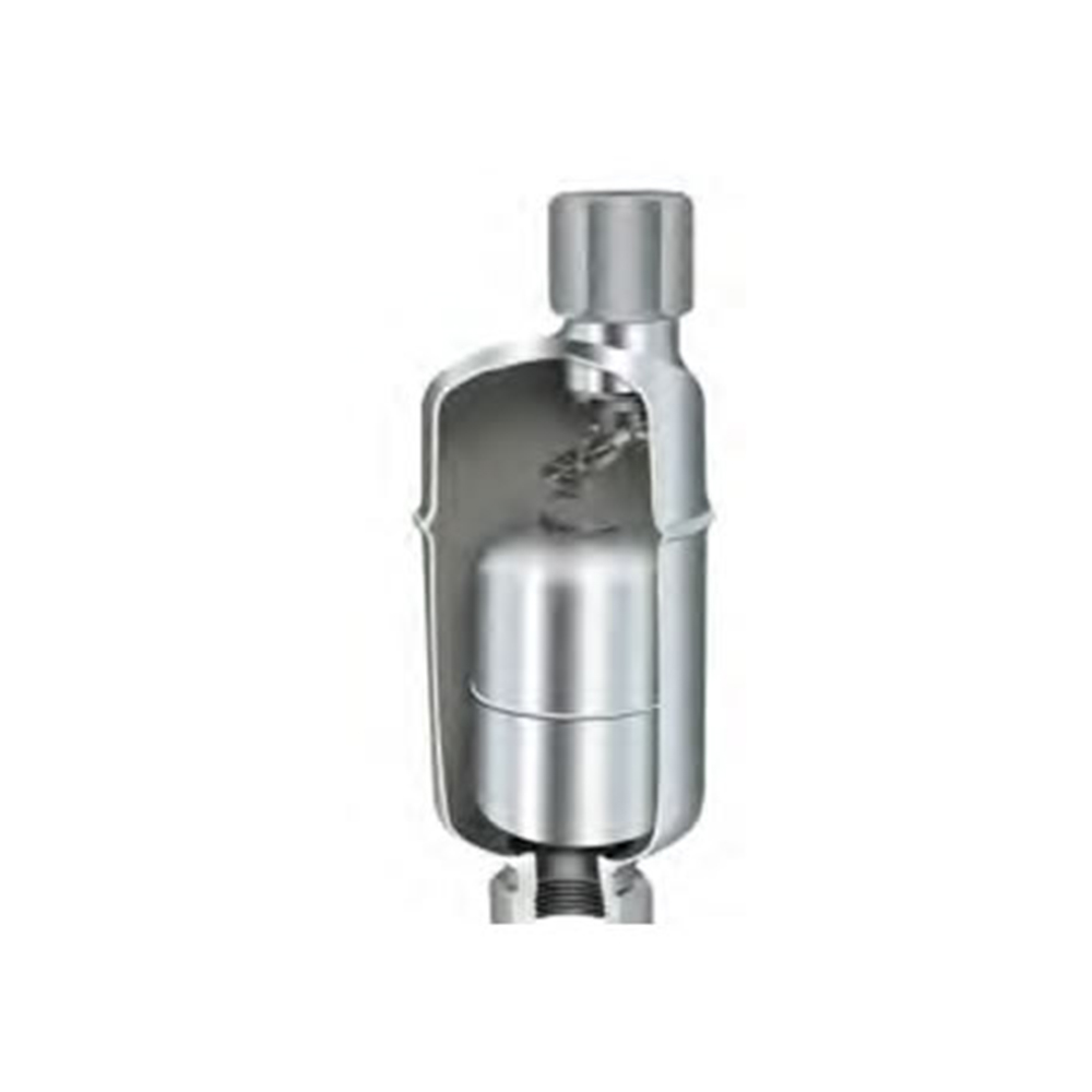 STAINLESS STEEL FLOAT WATER ELIMINATOR TRAP