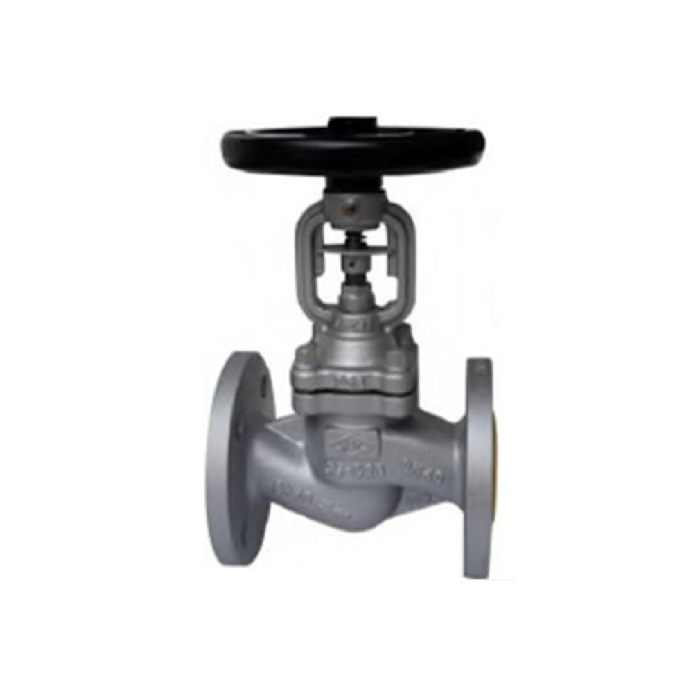 HIGH PRESSURE BELLOWS SEAL GLOBE VALVE