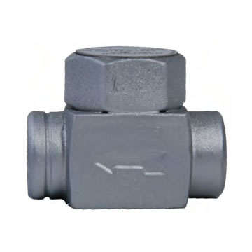 STAINLESS THERMODYNAMIC STEAM TRAP