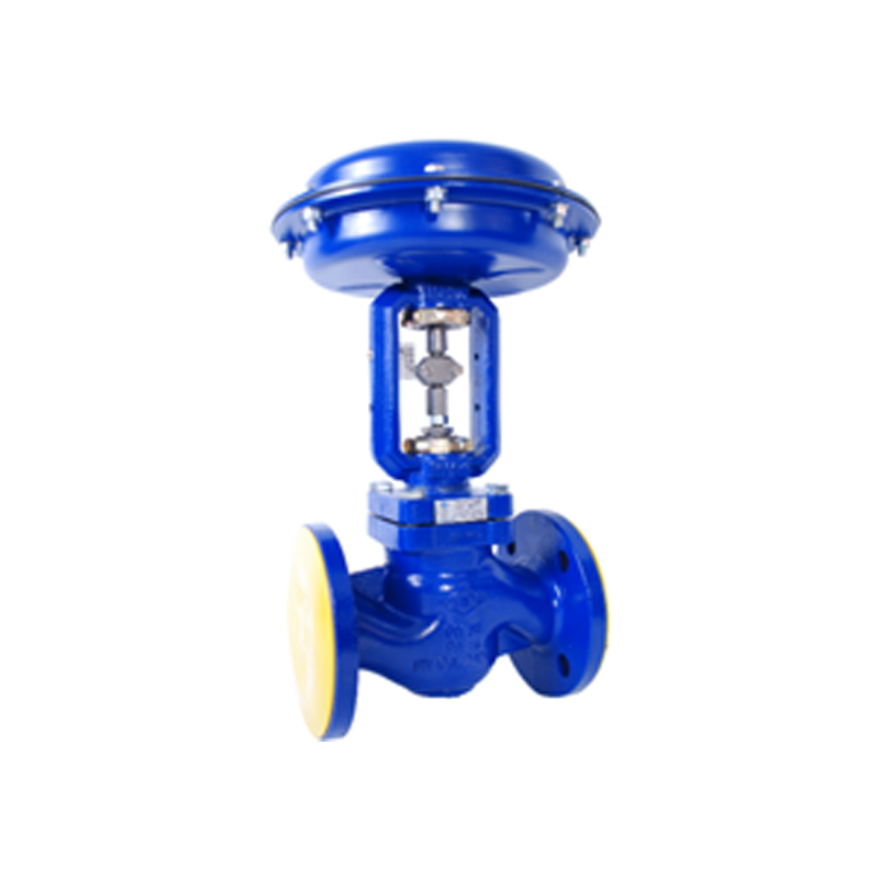 PRESSURE REDUCING AUTOMATISATION CONTROL VALVE