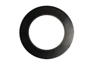 GRAPHITE GASKETS REINFORCED WITH SS INNER RING