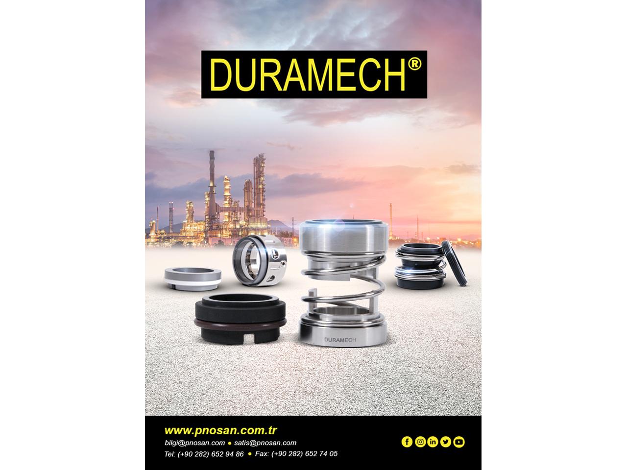 Duramech E-Catalog