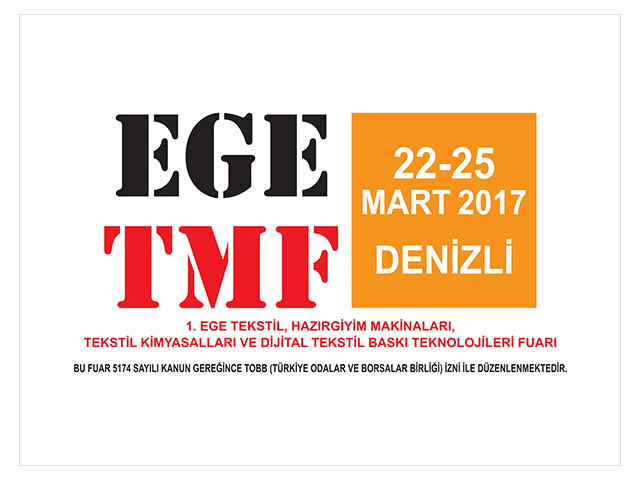 1st. EGE TMF 22-25 March 2017 Fair