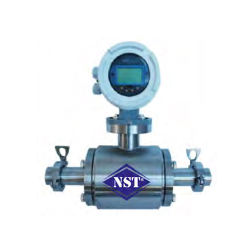 SANITARY MAGNETIC FLOWMETER (TRI-CLAP CONNECTION)