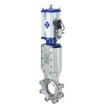 NP SERIES UNIDIRECTIONAL KNIFE GATE VALVE