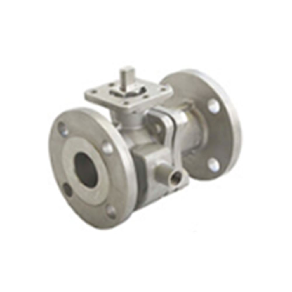 JACKEDED BALL VALVES