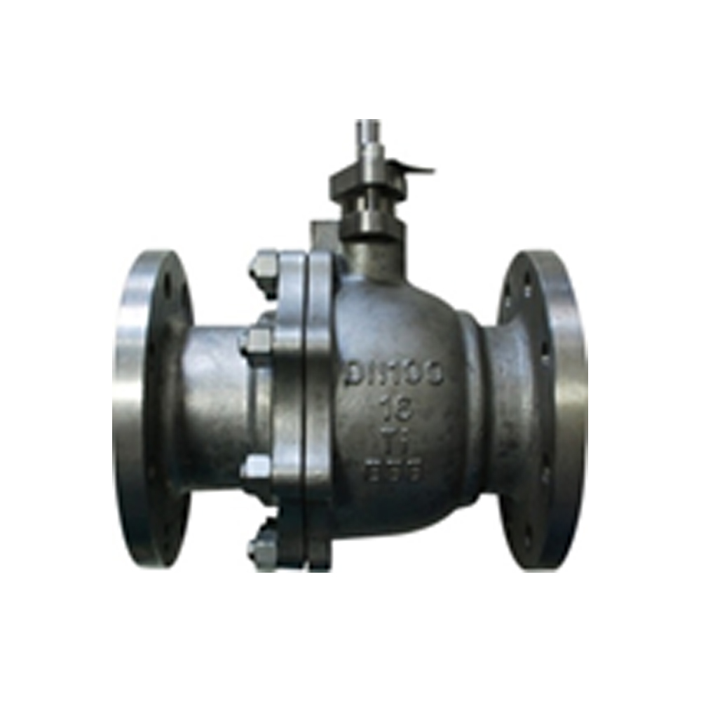 2 PC TITANIUM BALL VALVE
