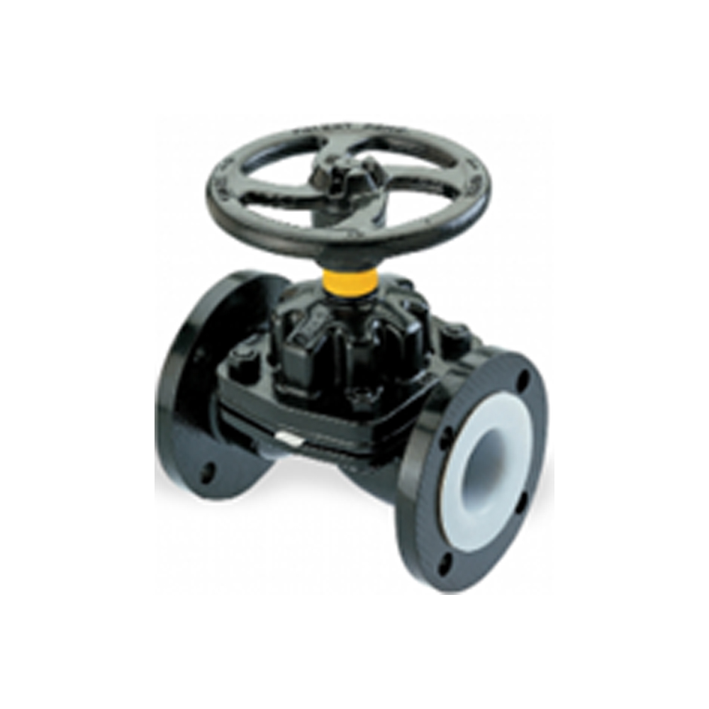 MANUEL DIAPHRAGM VALVES