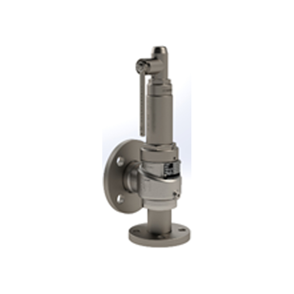 STAINLESS STEEL SAFETY VALVE