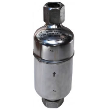 STAINLESS STEEL FLOAT AIR ELIMINATOR TRAP