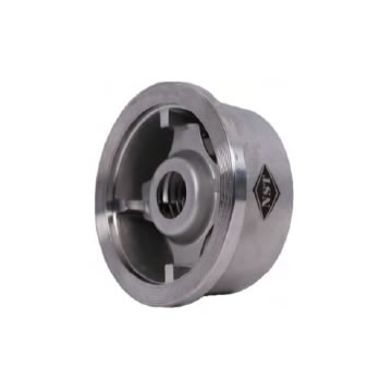 STAINLESS WAFER DISCO CHECK VALVE