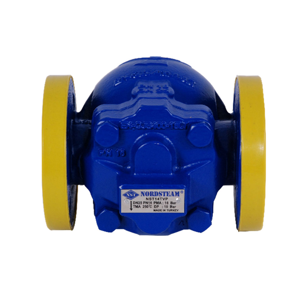 FLOAT &THERMOSTATIC STEAM TRAP