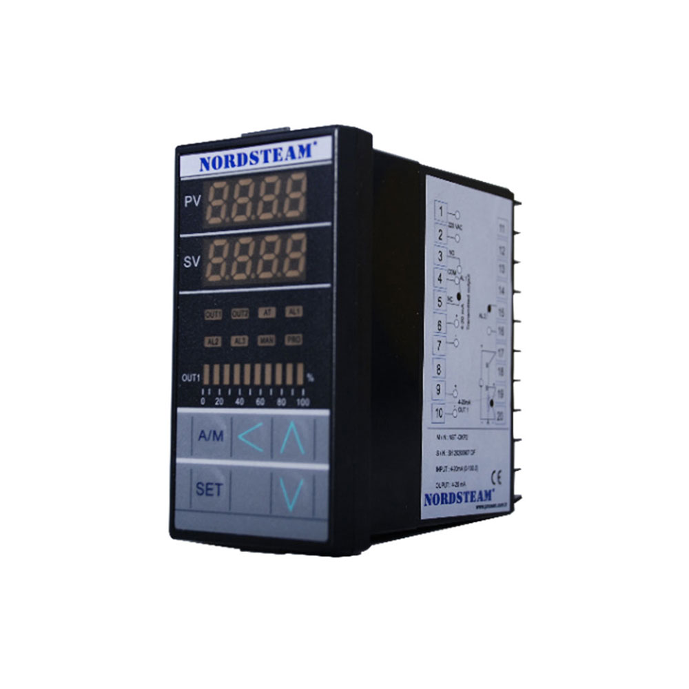 DIGITAL PRESSURE CONTROLLER PANEL