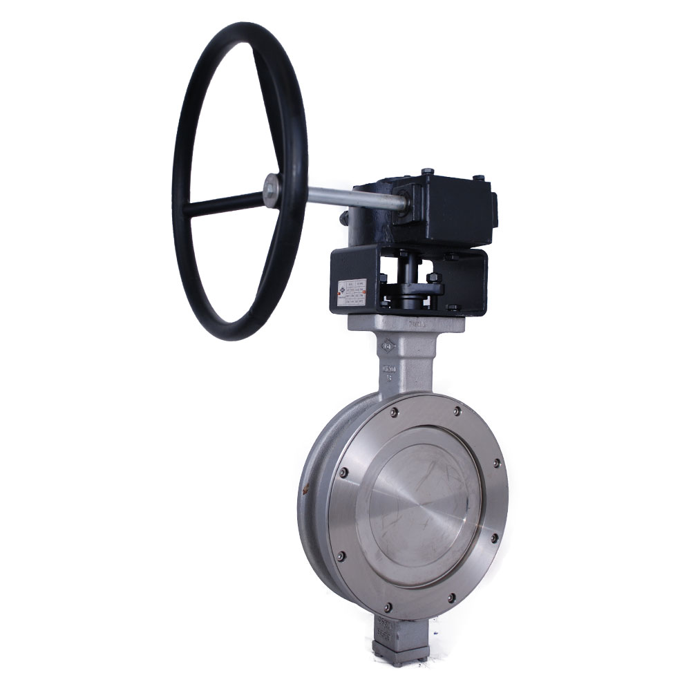 WAFER TYPE HIGH PERFORMANCE BUTTERFLY VALVES