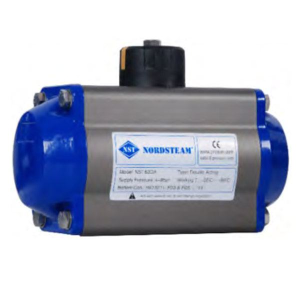 SPRING RETURN PNEUMATIC ACTUATORS