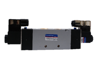 MODEL P-4V420 - 5/2- 5/3 SELENOID VALVE P-4V SERIES