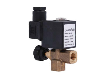 DIRECT ACTING-THROTTLE VALVE