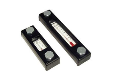 HYDRAULIC OIL LEVEL AND TEMPERATURE INDICATOR