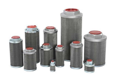 HYDRAULIC SUCTION FILTERS IN TANK