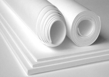 PURE PTFE GASKET SHEETS