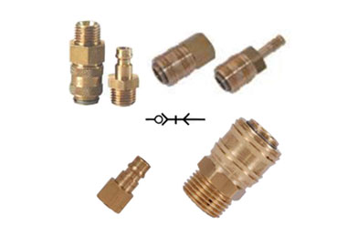 AUTOMATIC QUICK COUPLING