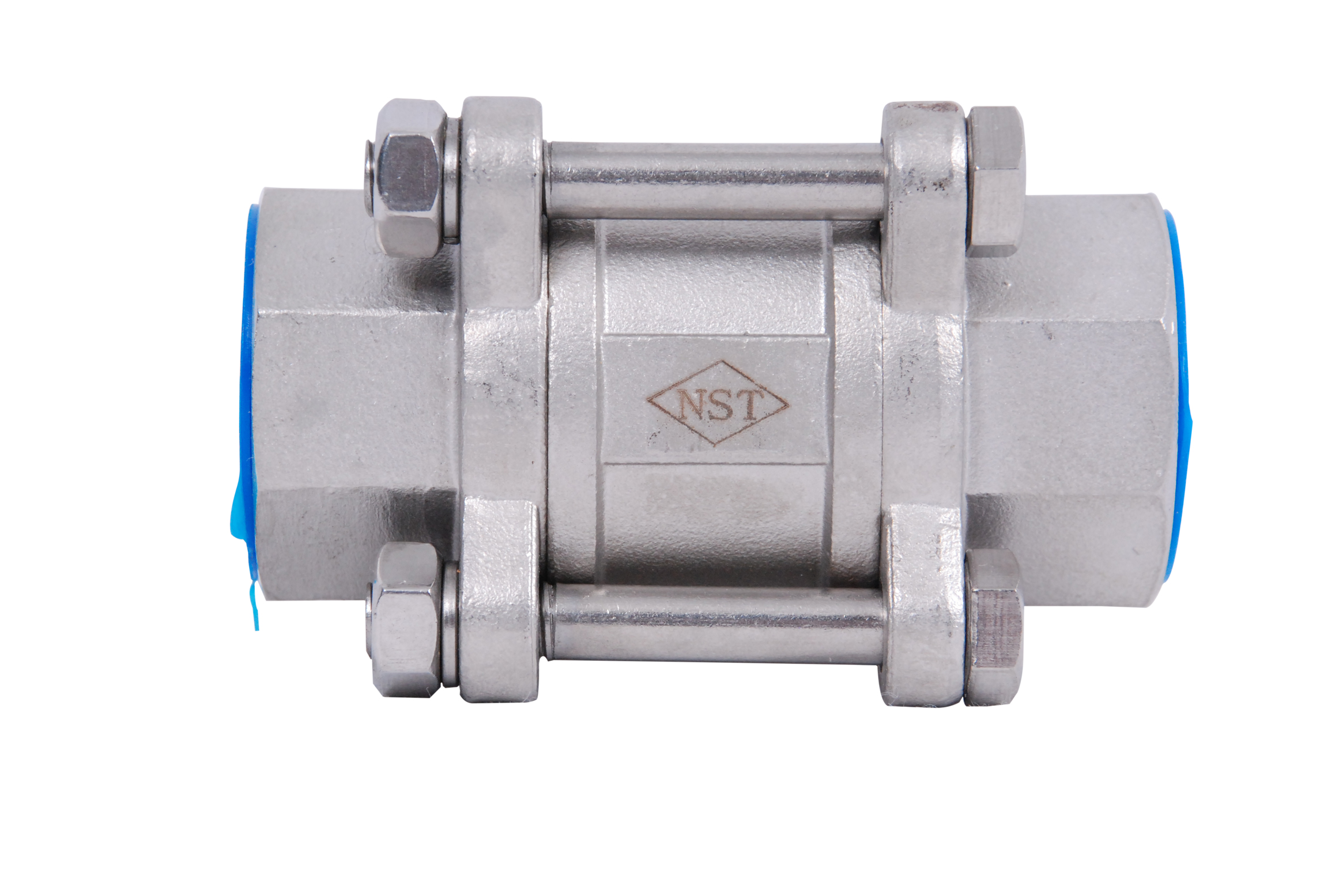 3 PC QUALITY VERTICAL THREADED SPRING TYPE CHECK VALVE (316)
