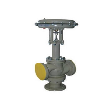 SBS SERIES PNEUMATIC 3 WAY VALVES WITH BELLOW SEAL