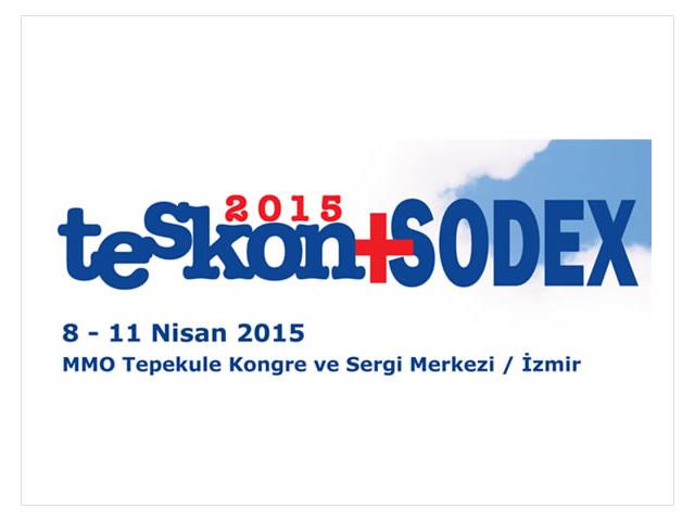 Teskon & Sodex 2015 Izmir Fair